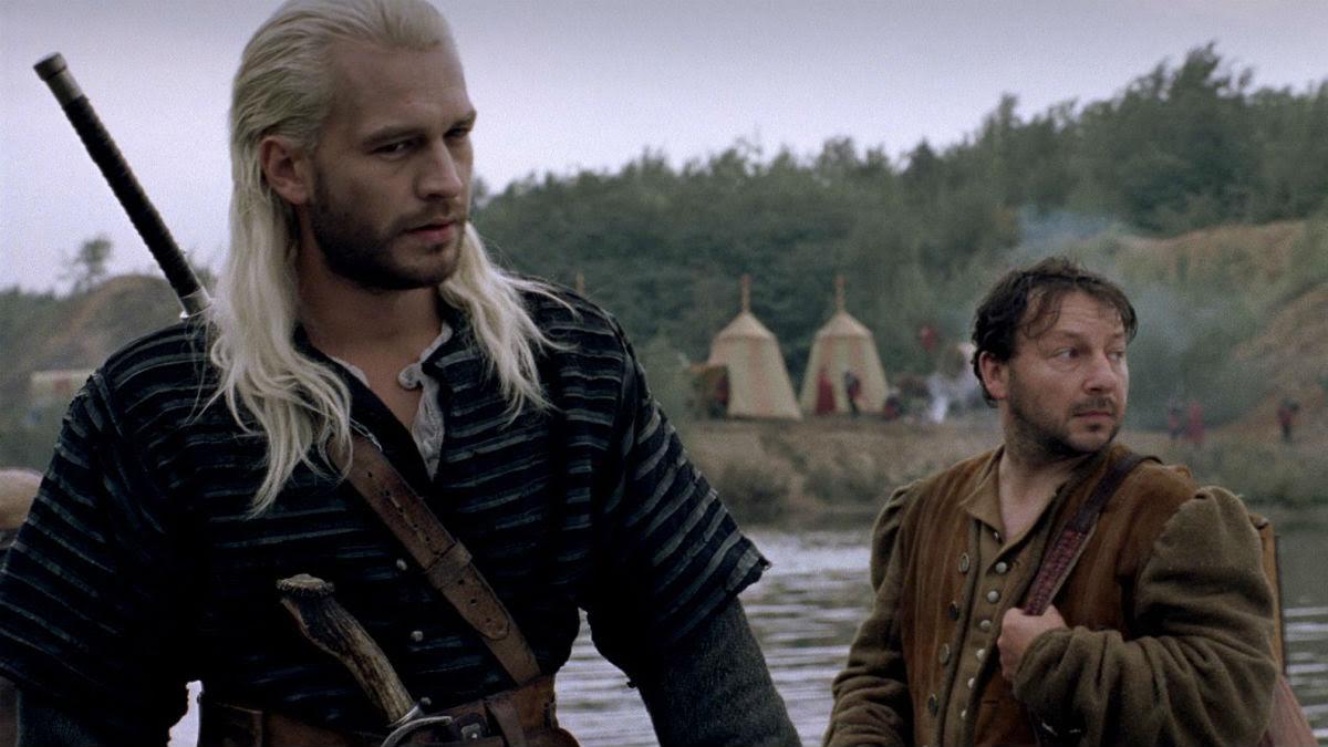 Geralt i Jaskier PL