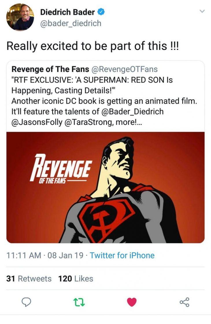 Diedrich-Bader-Confirms-Involvement-In-Superman-Red-Son