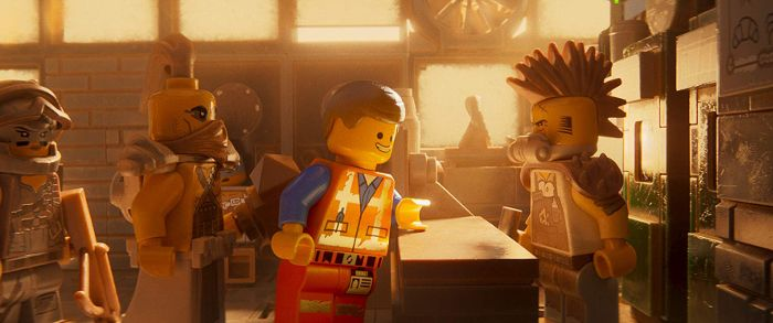 LEGO 2 Movie bar postapo