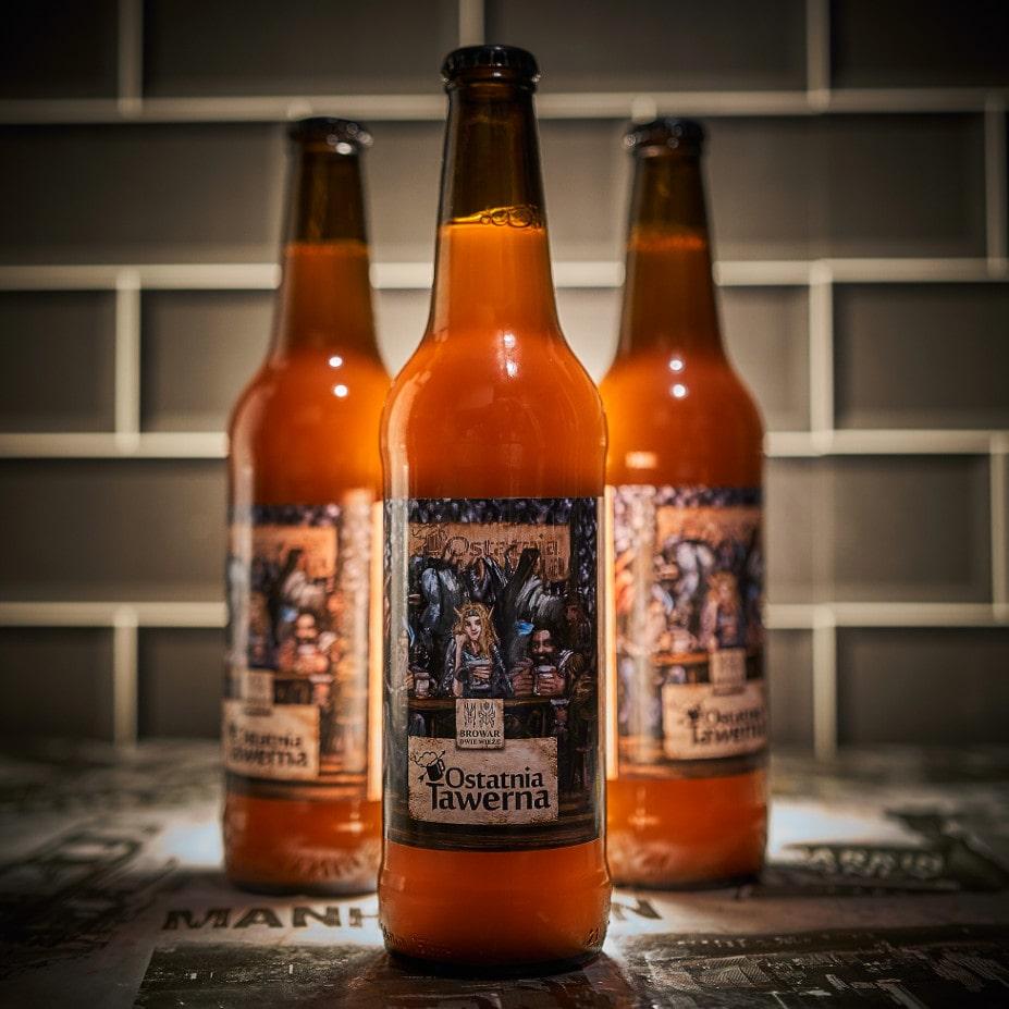 Premiera piwa Ostatnia Tawerna