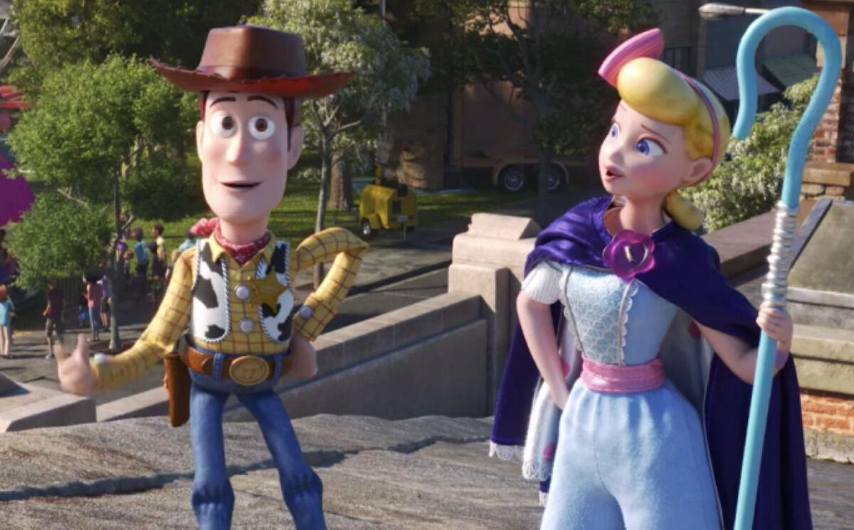 """Toy Story 4″ już na Blu-ray i DVD"
