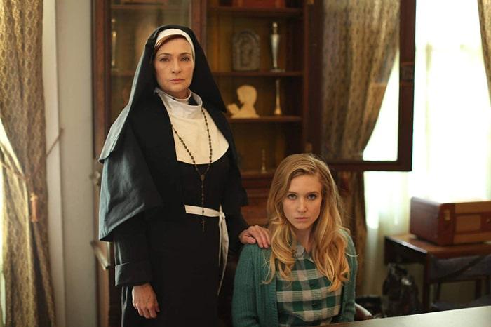 Mary i matka przełożona