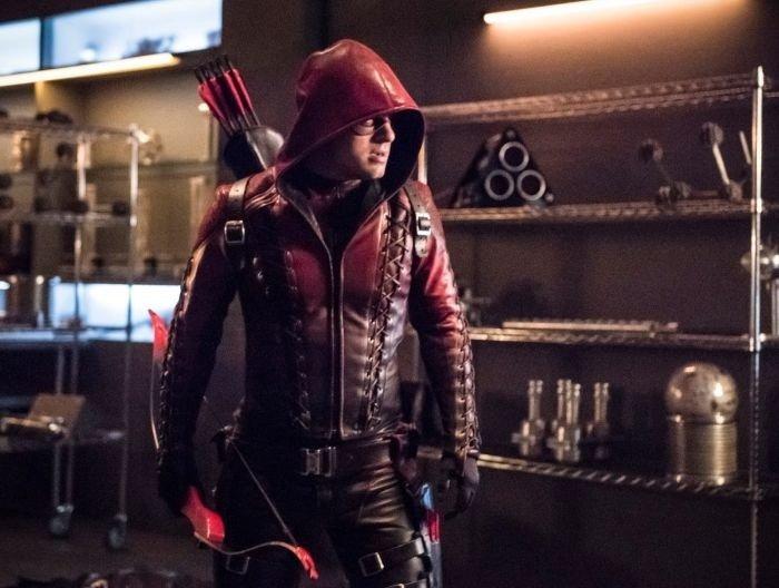 """Postać Roya Harpera powraca w 20 odcinku 7 sezonu """"Arrow"""""""