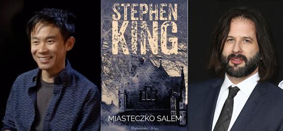 """Powstanie filmowa adaptacja """"Miasteczka Salem"""" Stephena Kinga"""