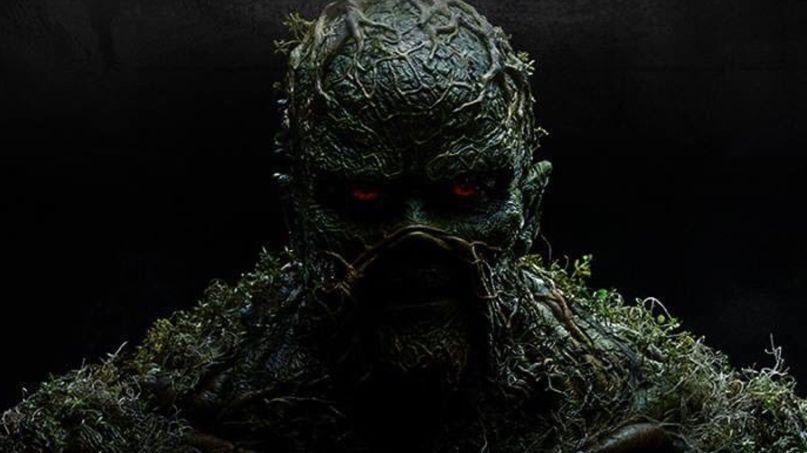 """Pierwszy zwiastun """"Swamp thing"""" od DC Universe"""