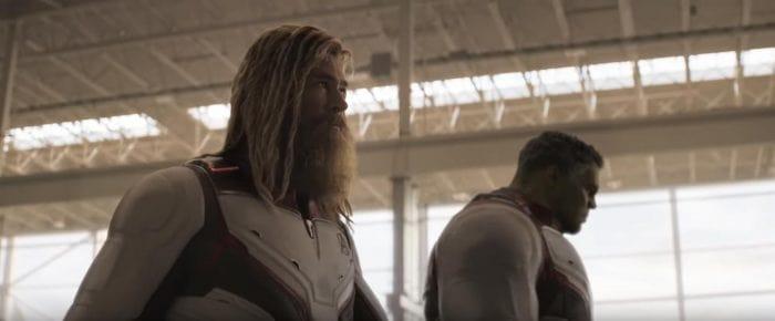 Avengers Thor i Hulk w kostiumach