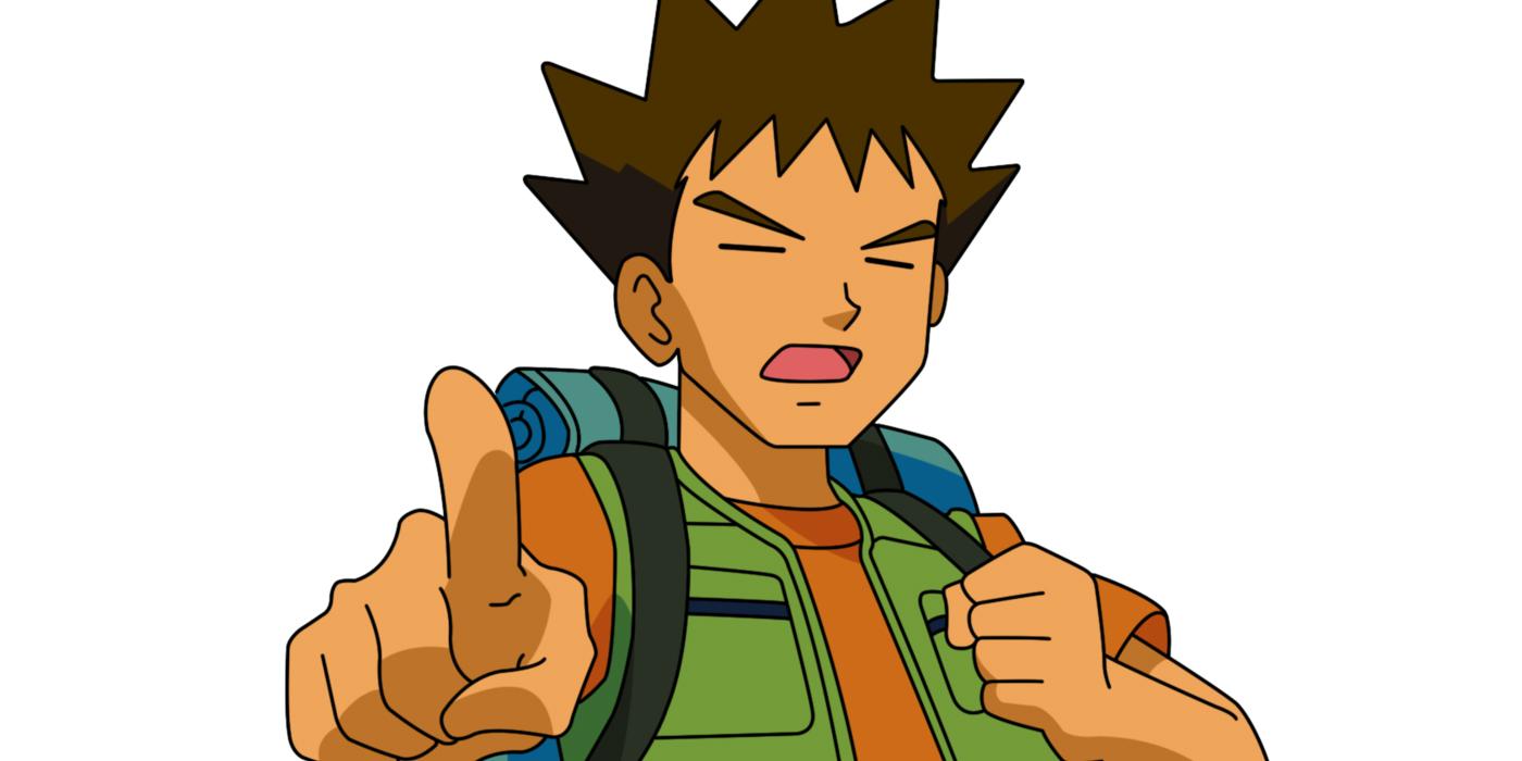 Brock-Pokemon-Series