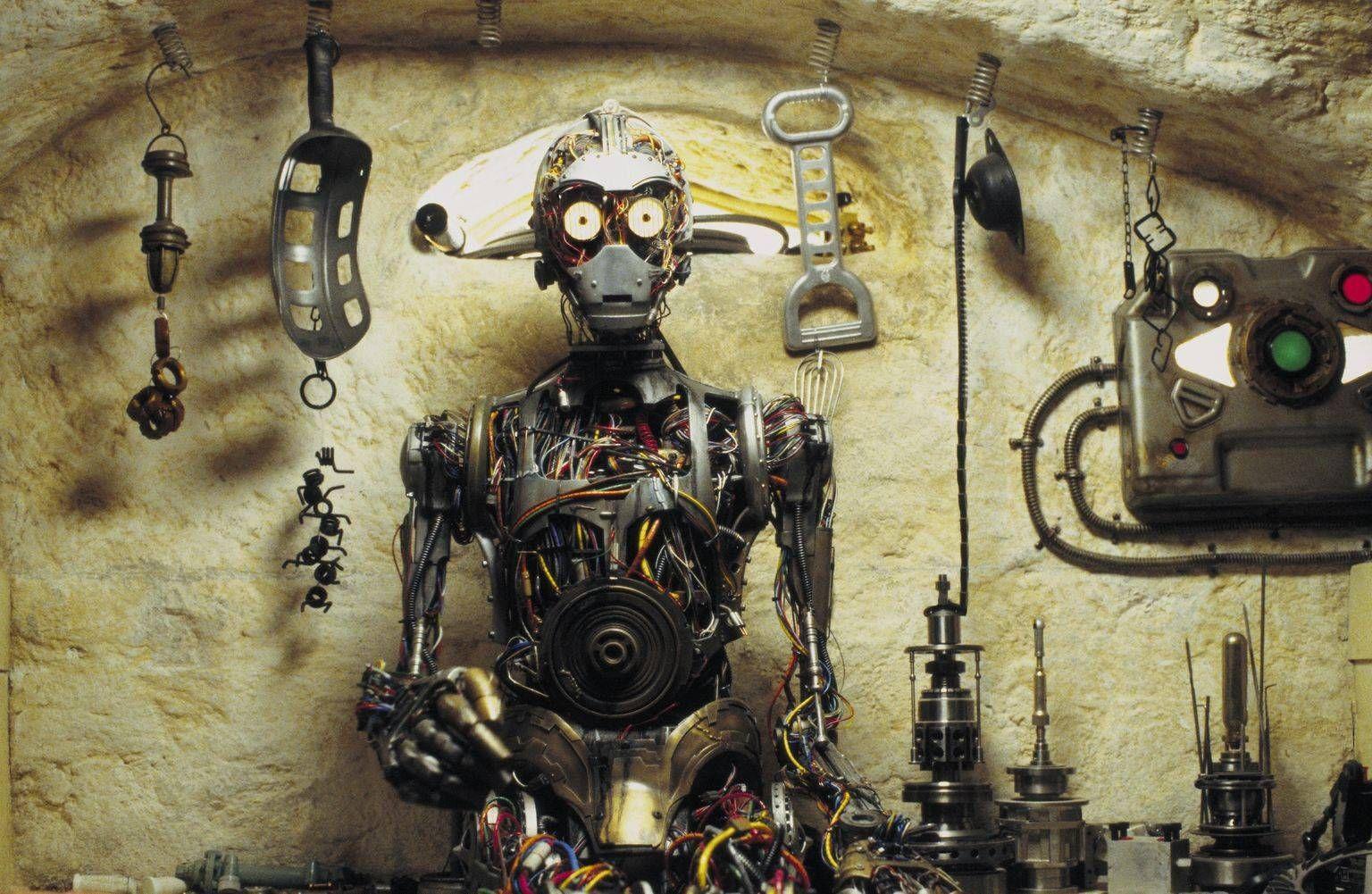 C3PO - Ostatnia Tawerna