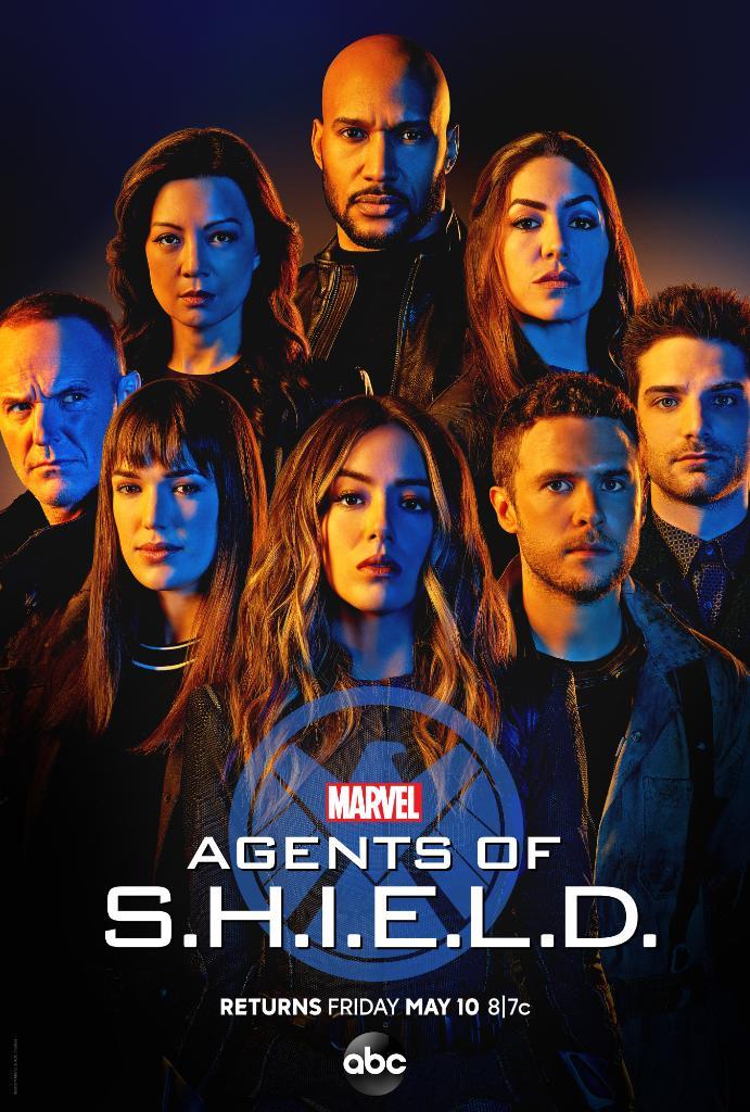 Agenci T.A.R.C.Z.Y. 6 sezon plakat