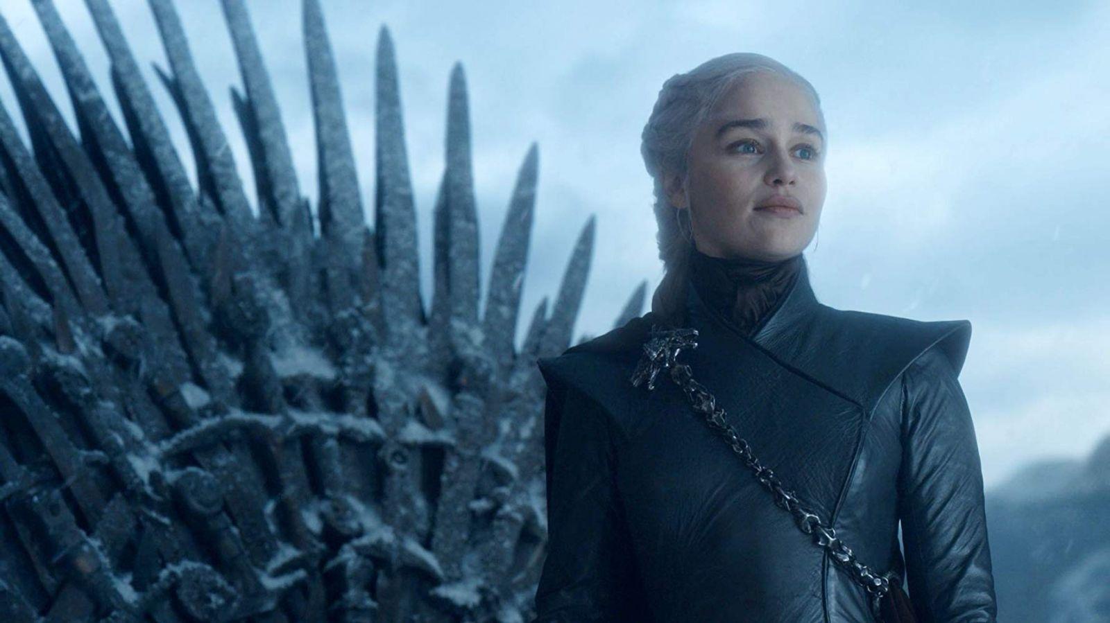 Daenerys, gra o tron sezon 8