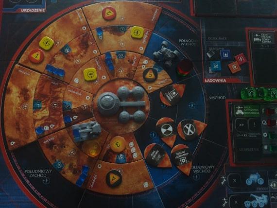 Pierwsi Marsjanie - Przygoda na czerwonej planecie