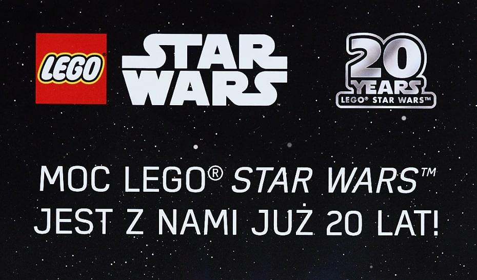 Poznajcie fakty i ciekawostki na temat LEGO Gwiezdnych Wojen