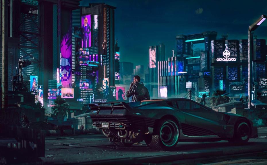 E3 2019: Mamy datę premiery Cyberpunk 2077!