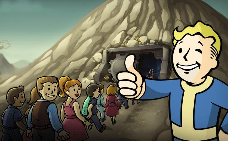 """E3 2019: """"Fallout Shelter"""" zmierza do samochodów Tesla"""