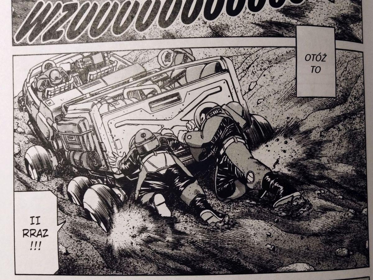 Manga Planetes Makoto Yukimura wydawnictwo JPF tom 2