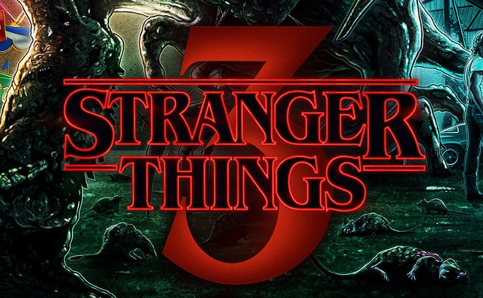 "Ukazał się oficjalny plakat ""Stranger Things 3"" od Netflixa"