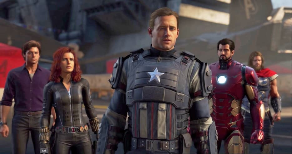 """""""Marvel's Avengers"""" stworzy własne uniwersum"""