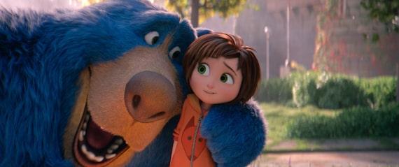 Niedźwiedź Boomer i June
