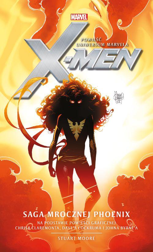 Mroczna Phoenix - książka wydawnictwa Insignis
