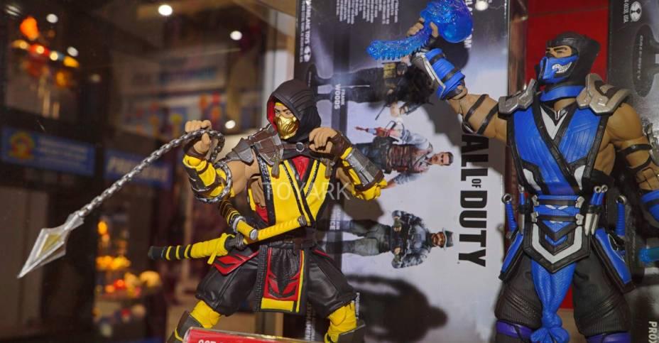SDCC 2019: Ekskluzywne figurki DC, McFarlane Toys i LEGO