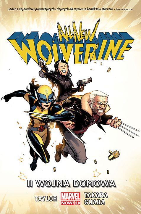 Wolverine II wojna okladka.72