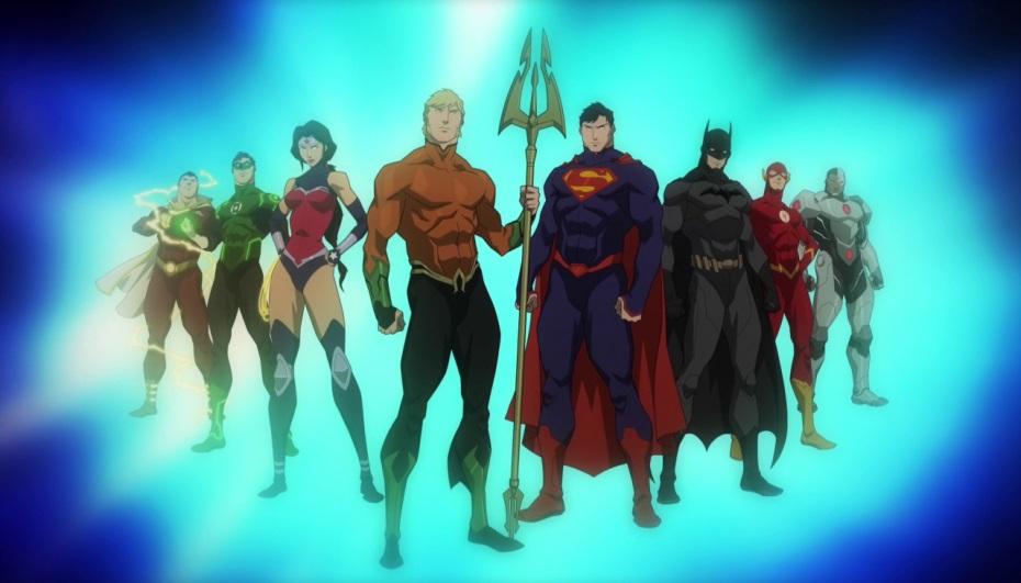 SDCC 2019: Zapowiedzi nowych animacji z herosami DC