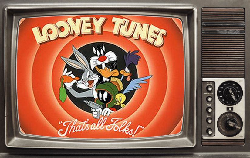 looney tunes thats all folks