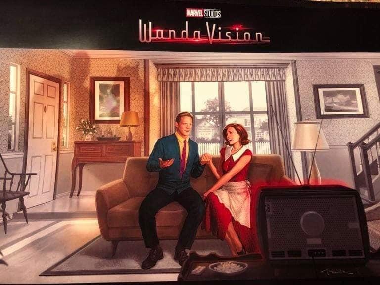 Wanda Vision plakat