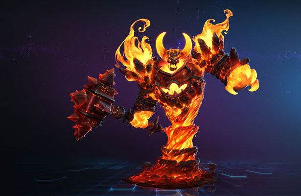 Heroes of the Storm Ragnaros konkurs_178i4