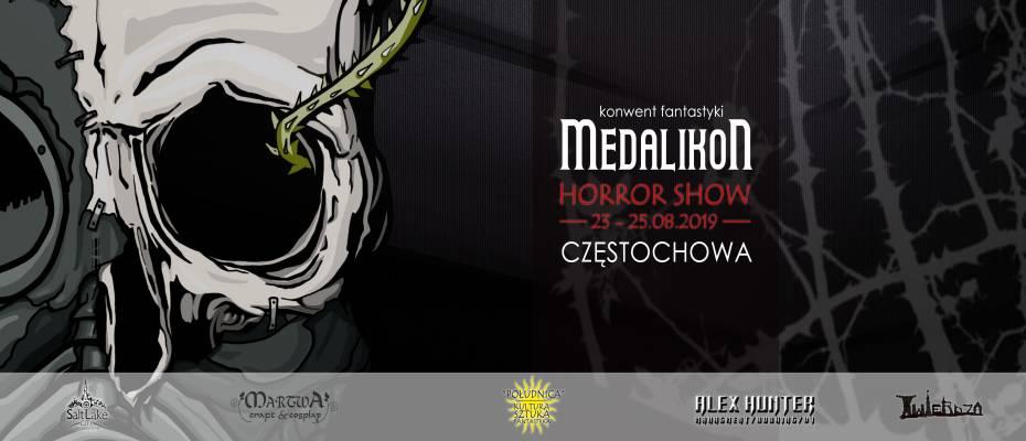 Medalikon 2019 – Horror Show już w przyszłym tygodniu
