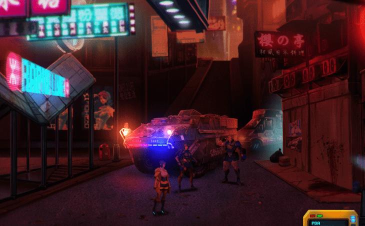 """Darmowe demo gry """"Sense – 不祥的预感: A Cyberpunk Ghost Story"""" dostępne do pobrania"""