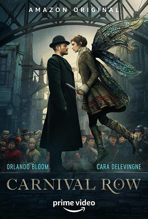 Plakat serialu Carnival Row