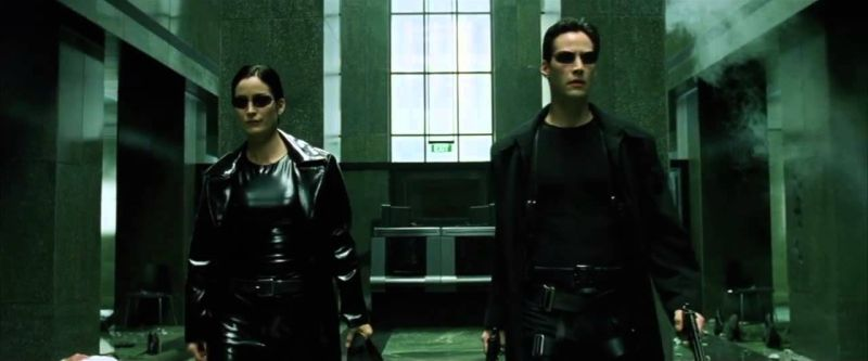 """Matrix 4"" – Keanu Reeves i Carrie-Anne Moss powrócą!"