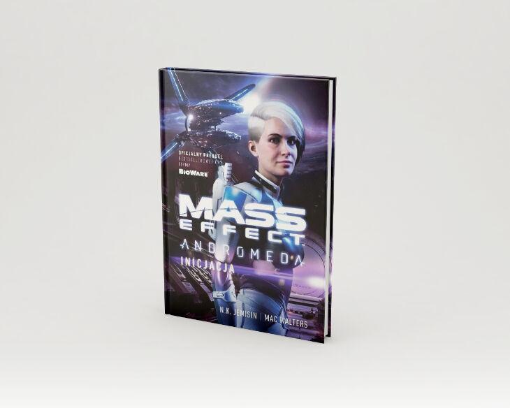 """Sama przeciw wszystkim – recenzja książki """"Mass Effect Andromeda: Inicjacja"""""""