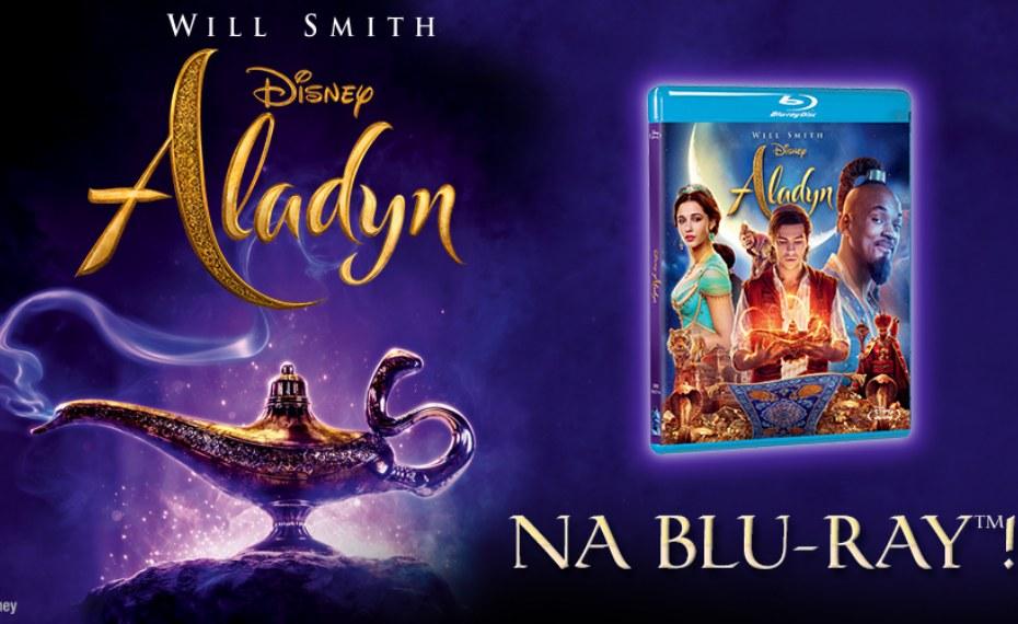 """""""Aladyn"""" już dostępny na Blu-ray i DVD!"""
