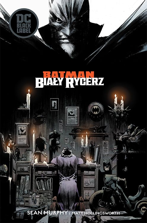 Batman Bialy rycerz cover 72