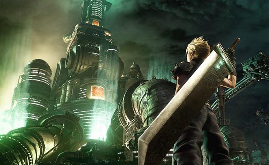 """Nowy gameplay z """"Final Fantasy VII Remake"""""""
