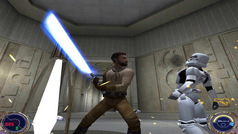 """Star Wars: Jedi Knight II: Jedi Outcast"" już dostępne na konsolach PS4 i Nintendo Switch"