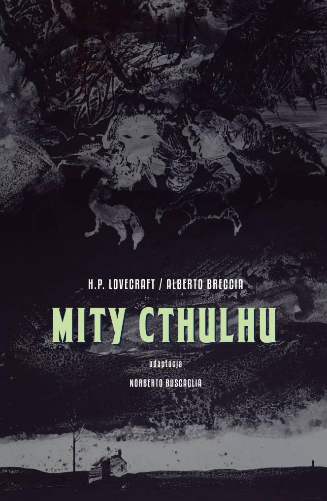 Mity Cthulhu Breccia