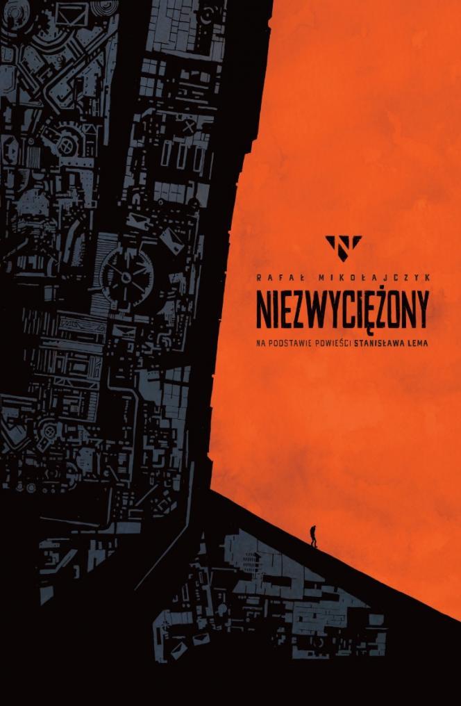Stanisław Lem Niezwyciężony komiks