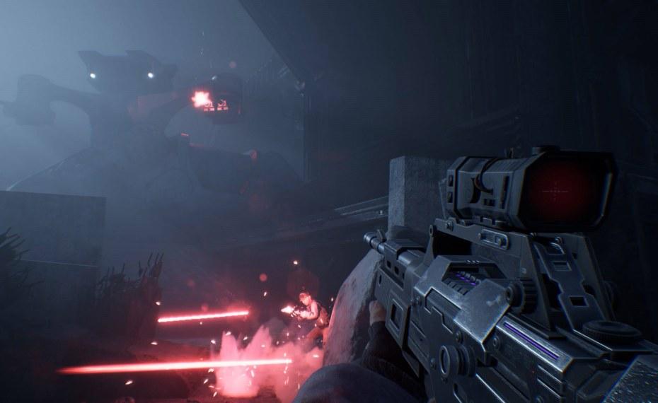 """Pierwszy zwiastun gry akcji """"Terminator: Resistance"""""""
