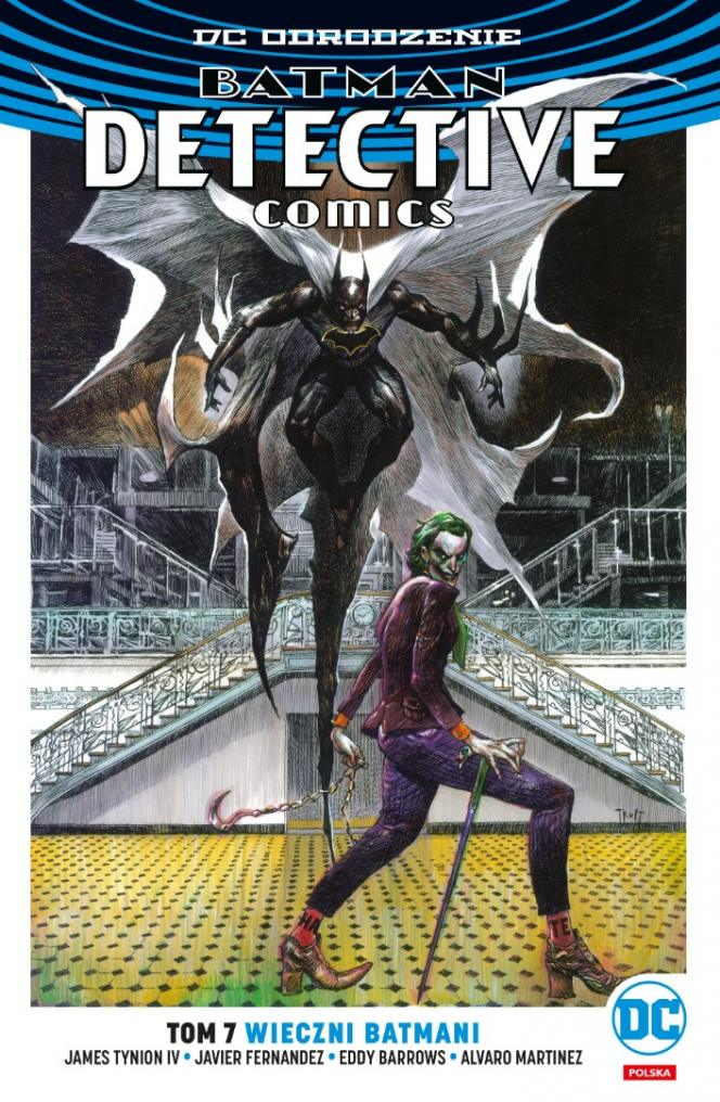 cover_rebirthBatmanDC_Vol7_PL_BatmaninLodz_Truscinski_new