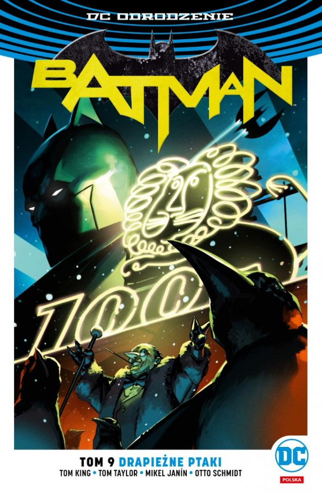 cover_rebirthBatman_Vol.9PL_BatmaninWroclawPrzybys