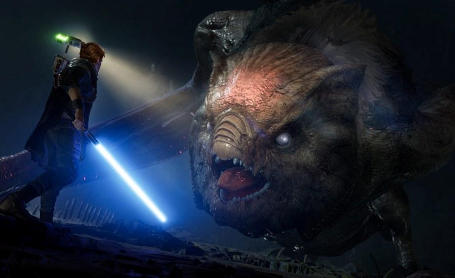 """""""Star Wars Jedi: Upadły zakon"""" z nowym zwiastunem"""