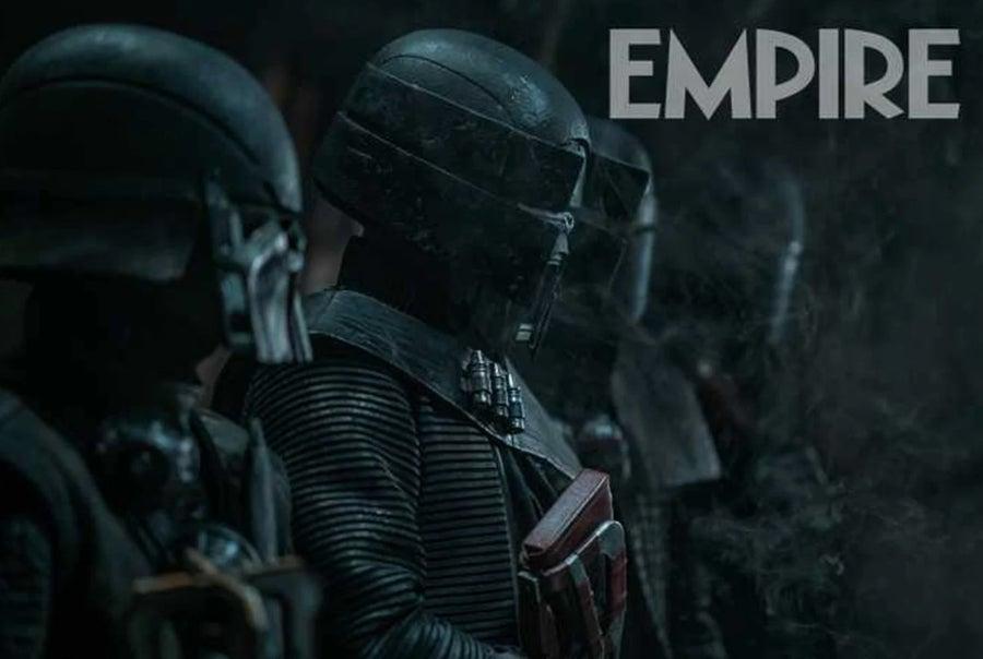 """""""Star Wars: The Rise of Skywalker"""" ujawnia najlepsze jak dotąd spojrzenie na """"Knights of Ren"""""""