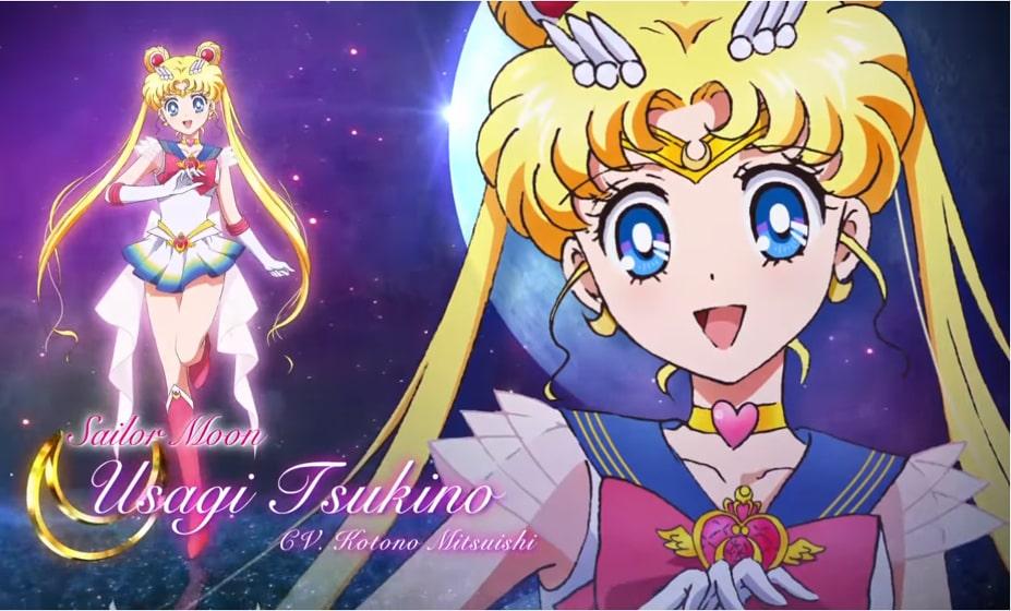 """Poznaliśmy datę premiery """"Sailor Moon Eternal"""""""