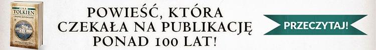 J.R.R. Upadek Gondolinu 750 x 100 px