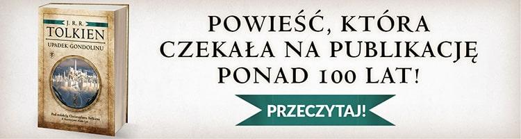 J.R.R. Upadek Gondolinu 750 x 200 px