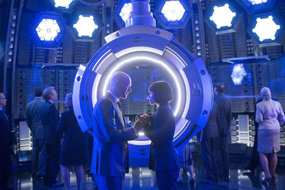 Darren i Hope, zdjęcie z filmu Ant-Man