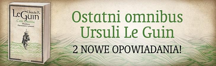 Le Guin Cała Orsinia 730x223px